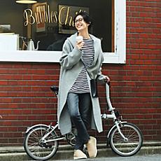 スタイル別!大人の自転車ファッション