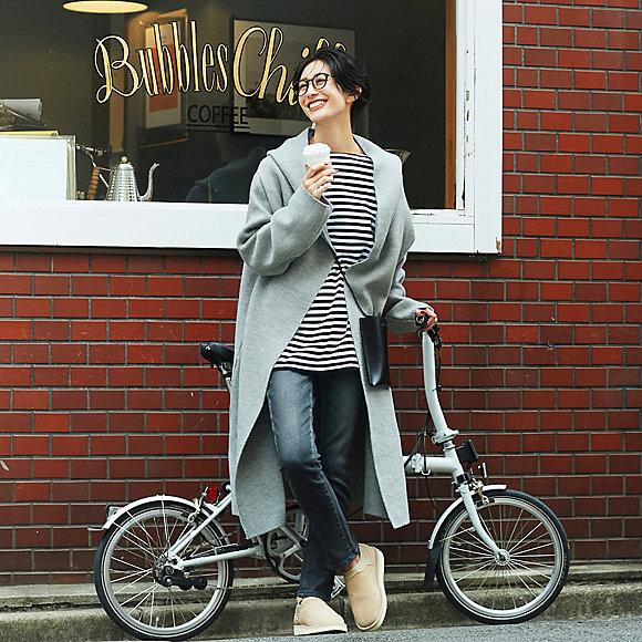 「スタイル別!大人の自転車ファッション」バナー画像