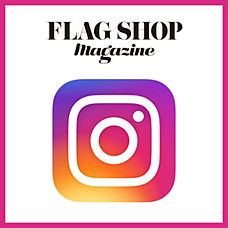 FLAG SHOP magagine Instagram