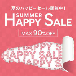 HAPPY SALE PRE MAX90%OFF!