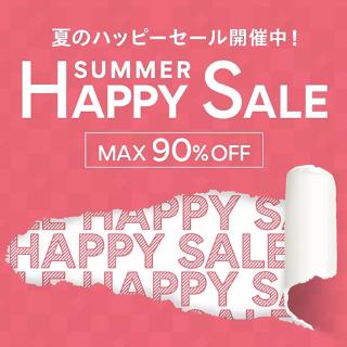 MAX90%!秋冬セール開催中!