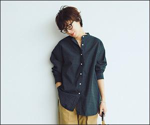 タイプライタービッグシャツ/12closet