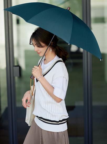 晴雨兼用長傘
