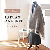 【先行販売】ラプアンカンクリの人気ショール