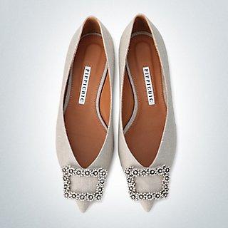 LEEマルシェで見つかる!きれい見えが叶う、楽ちん「ストレスフリー靴」