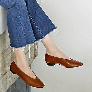 楽ちんなのにきれい見え!LEEマルシェおすすめ「ストレスフリー靴」