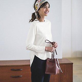 12closetの上品カジュアル服