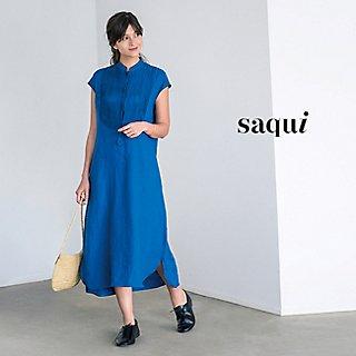 saquiで見つけた、なりたい自分になれる服