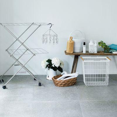 洗濯まわり のモノ選び【LEE8月号掲載】
