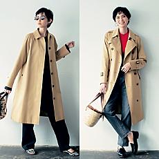 """「SANYOCOAT × LEEマルシェ」ずっと愛せる"""" 本命コート""""完成しました!"""