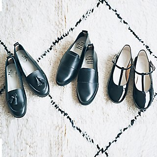 ramble danceのスタンダード靴