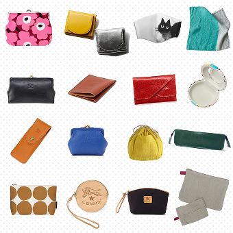 バッグの中身を一新したい!!毎日使う小物類をぜーんぶリフレッシュ!