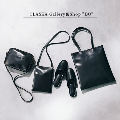 "CLASKA Gallery & Shop""Do""の黒小物"