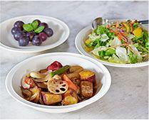 【長く愛用したい陶磁器】Pale ペール プレート | 食材を引き立てるペールトーンの優しい色合いの食器シリーズ