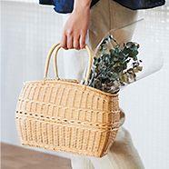 【インテリア雑貨特集】 インテリア雑貨おすすめアイテム | 松野屋 買物かご