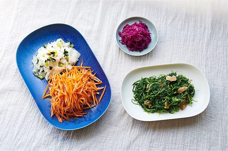 【インテリア雑貨特集】 イイホシユミコさんの器 RelRABO | 伊羅保釉の美しい釉薬の色が食材を引き立てます