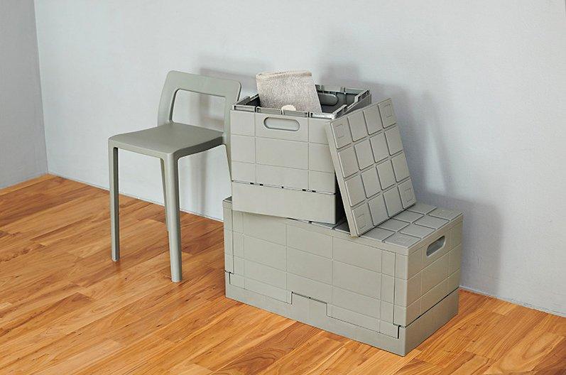 【インテリア雑貨特集】収納グッズ | I'mD グリッドコンテナー | 組み合わせでおしゃれなインテリアに変わるキューブ型収納