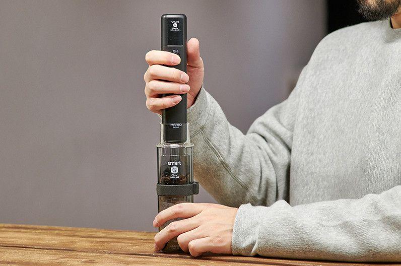 【インテリア雑貨特集】HARIO ハリオ スマートG電動ハンディコーヒーグラインダー | 充電式の画期的な電動コーヒーミルで挽き立ての豆を楽しめる