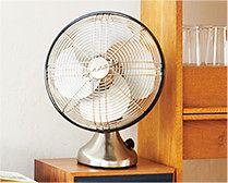 【インテリア雑貨特集】ボルネード シルバースワン (扇風機) | 夏インテリアの主役になるおしゃれデザインの扇風機