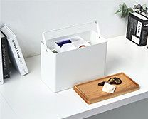 【インテリア雑貨特集】tower 救急箱 | モダンでスタイリッシュな大容量の救急箱