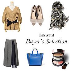50代ファッション LaVivantセレクション