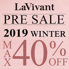 7日間限定!LaVivantプレセール開催!