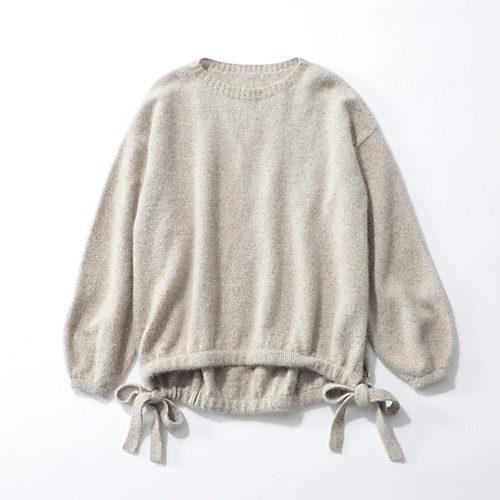 佐藤繊維コラボレーション【究極】のクルーネックセーター¥15,000+税