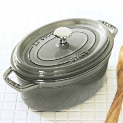 <集英社> ピコ・ココット オーバル鍋 23cm画像