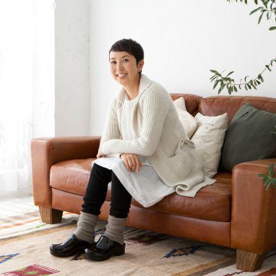 <集英社> 絹とウールの4枚重ね履き靴下セット画像