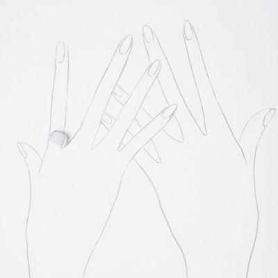 <集英社>mirabella限定 CUSHION SIDE WHITE DIAMOND画像