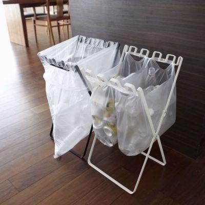 <集英社> ゴミ袋&レジ袋スタンド画像