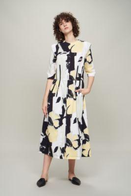 Zip dress SPEEDO SP print