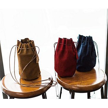 『斜めがけ』バッグが人気です!
