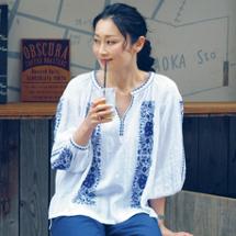 人気ブランドと雅姫さんの夏コラボ