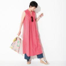 50代ファッションLaVivant 新作ワンピース