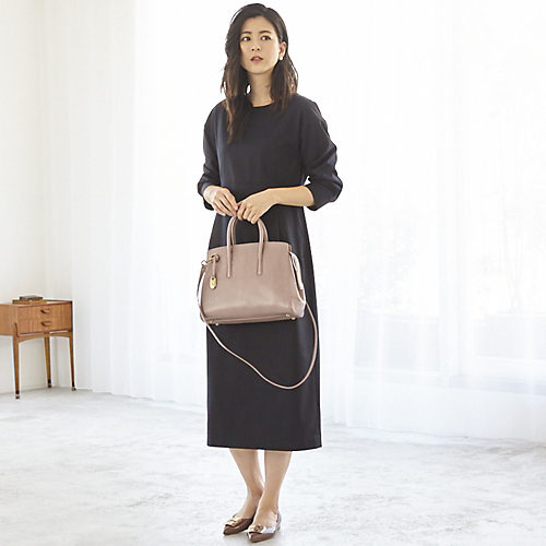 M7days for office/切り替えワンピース/¥19,500+税