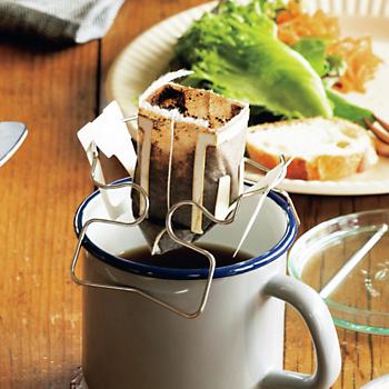 コーヒードリップバッグホルダー