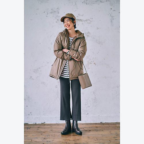 <全身イメージカット>suadeo/【NANGA】コラボ オーロラダウンジャケット/¥47,300