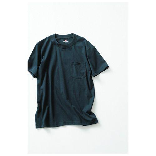 Hanes BEEFY ポケットTシャツ ¥2,000+税