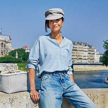 福田麻琴さん×12closet in パリ