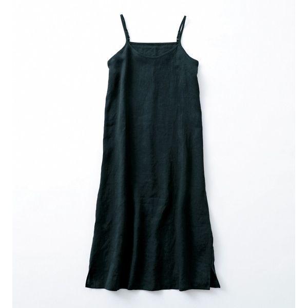 さらっと一枚でサマになる fogのリネンの服で真夏を満喫 LEE8月号2020年特集