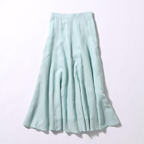 M7days さらふわマキシスカート
