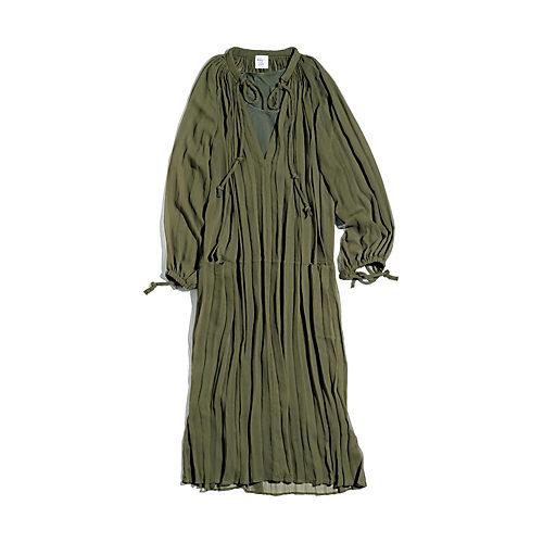 BOUQUET de L'UNE(ブーケ ドゥ リュンヌ) チュニックドレス