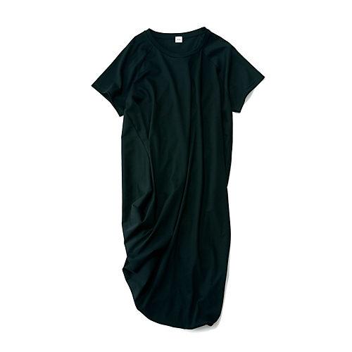 ELIN×éclat ギャザーTシャツ