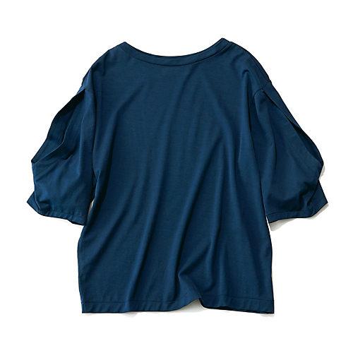 SAYAKA DAVIS オープンスリーブTシャツ