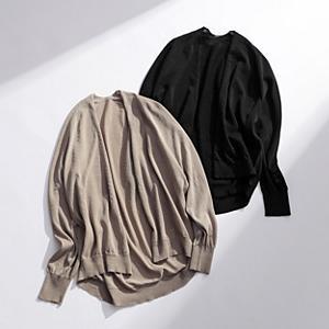佐藤繊維コラボ 吸水速乾カーディガン(ショート)