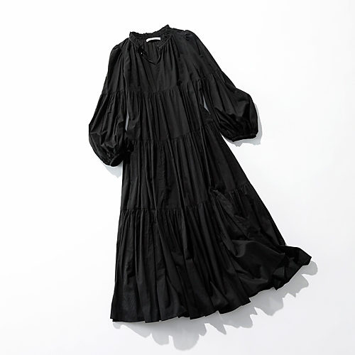 MARIHA星明りのドレスブラック¥35,200