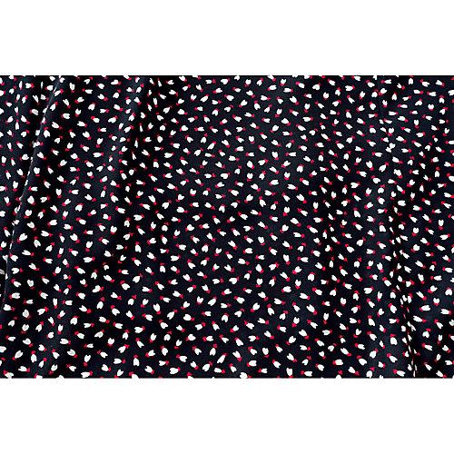 【洗える】リーフ柄プリントフレアスカート ¥14,000 + 税