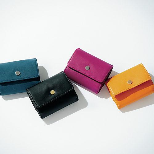 鮮やかな3つのきれい色と上品な黒。 お気に入りが必ず見つかる!