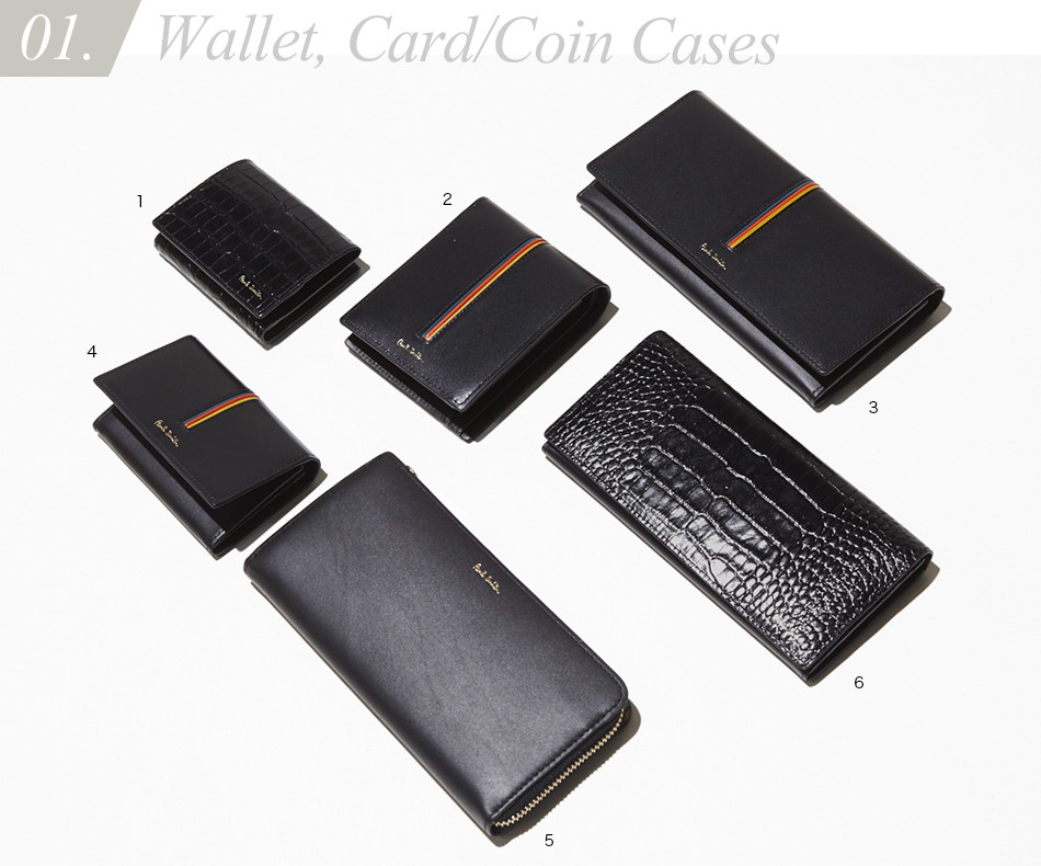 Wallet, Card/Coin Cases